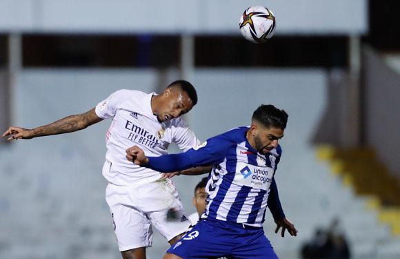 Calificaciones Blancas | CD Alcoyano 2-1 Real Madrid