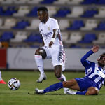 vinicius jr real madrid alcoyano