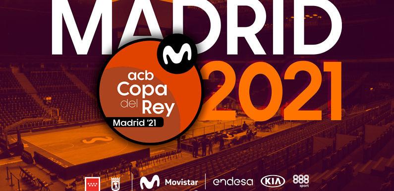El Real Madrid se enfrentará al Valencia Basket en la Copa del Rey