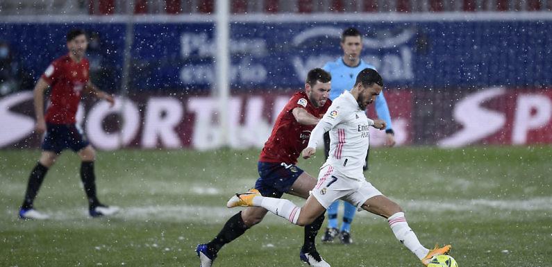 Calificaciones Blancas | Osasuna 0-0 Real Madrid