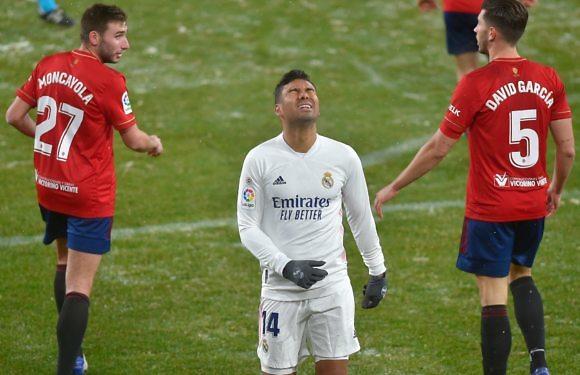 Crónica Real | Un empate tan helado como El Sadar (0-0)