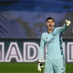 courtois real madrid athletic