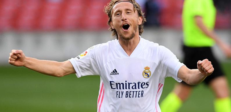 Opinión | Luka Modric se retirará vistiendo la camiseta del Real Madrid