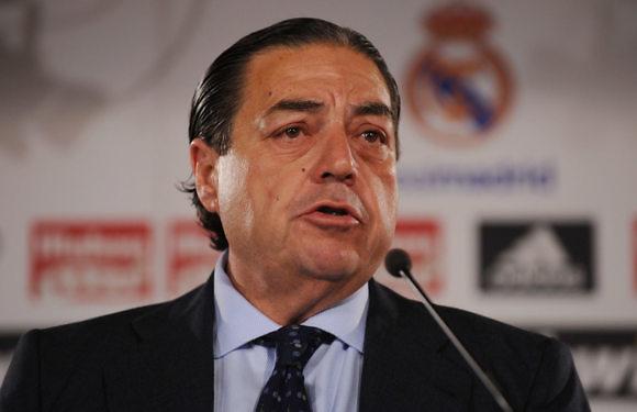 ¿Se presentará Vicente Boluda a las elecciones del Real Madrid?