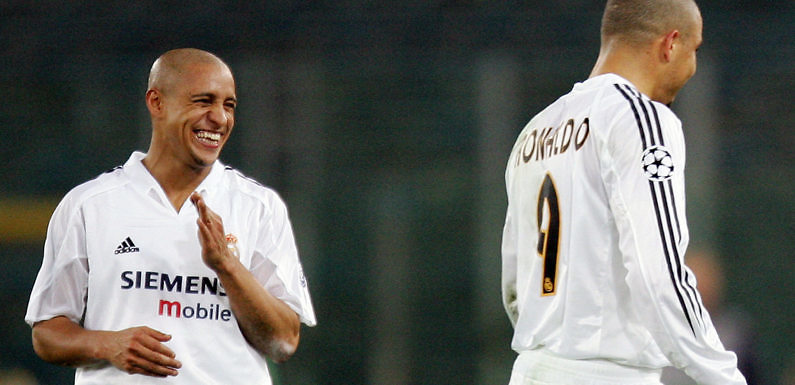 El Mejor Once Histórico Extracomunitario del Real Madrid