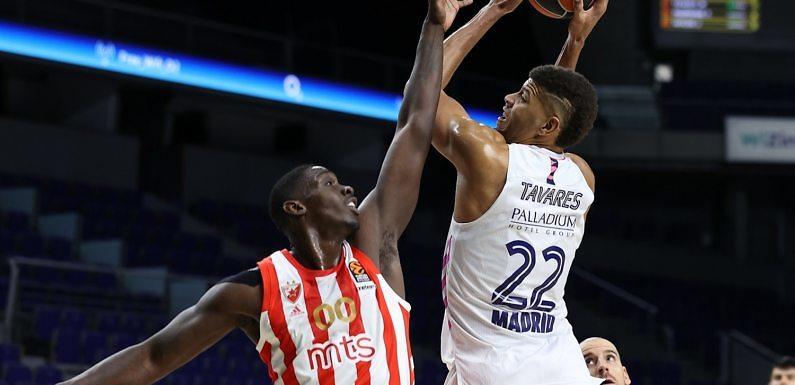 Euroliga | Tavares no pudo con la muralla del Estrella (77-79)