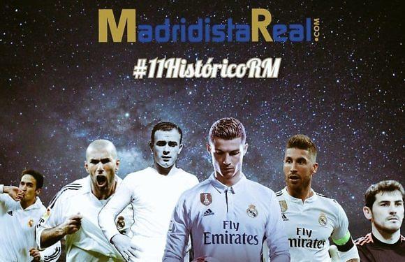ENCUESTA: Elegimos el mejor XI de la historia del Real Madrid
