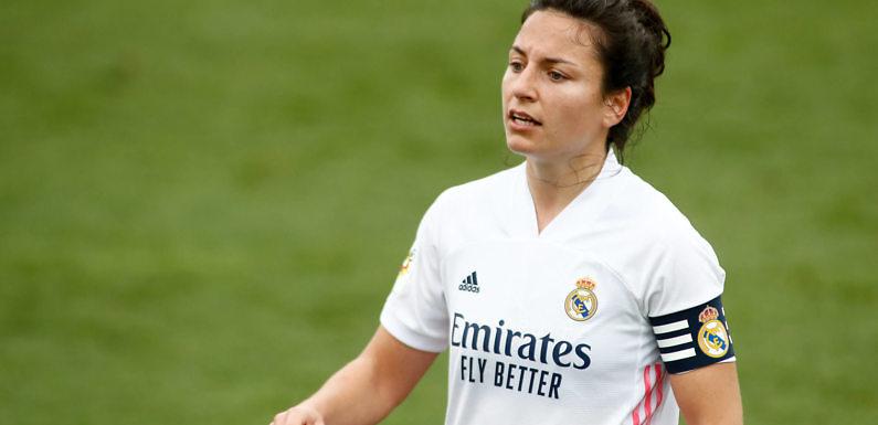 Ivana Andrés, pilar defensivo y líder del Real Madrid Femenino