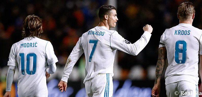 El Mejor Once Histórico Europeo del Real Madrid