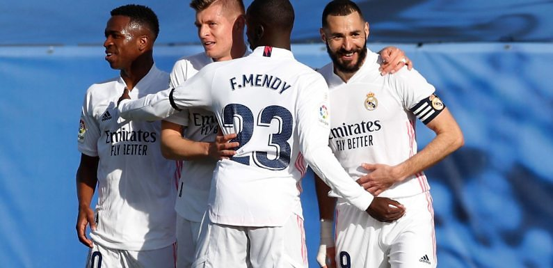 Calificaciones Blancas | Real Madrid 2-0 Valencia