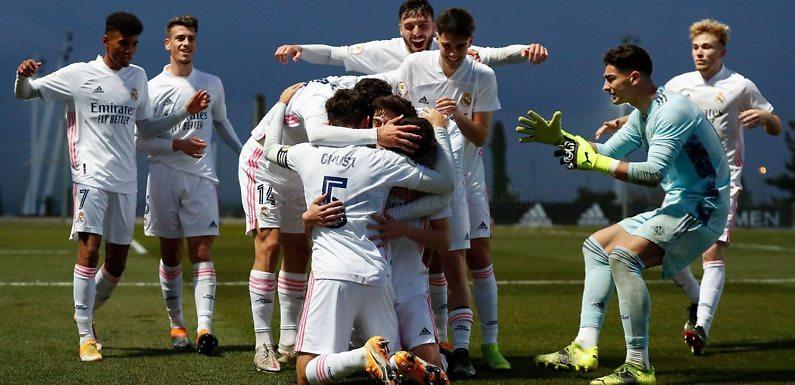 RM Castilla | Remontada ante el líder (3-1)