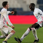 ferland mendy real madrid gol atalanta