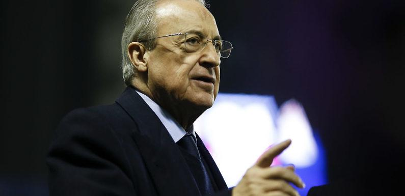 Florentino Pérez, también positivo por Coronavirus
