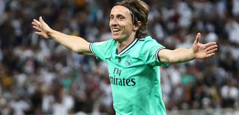 #Opinión | Luka Modric y el madridismo