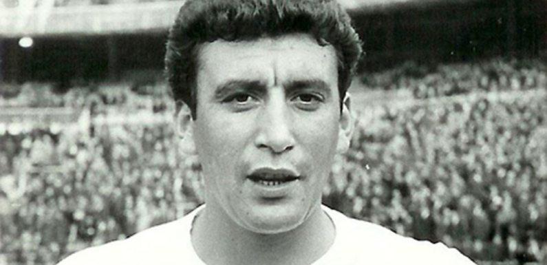 Adiós a Pachín, un histórico del Real Madrid