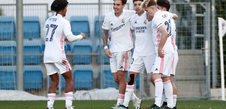 RM Castilla   El Castilla remonta y sigue de dulce en casa (3-1)