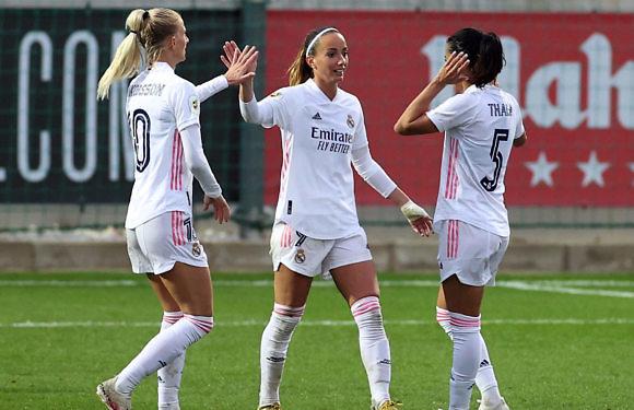 Previa Real Sociedad Femenino – Real Madrid Femenino | A San Sebastián en busca de los 3 puntos