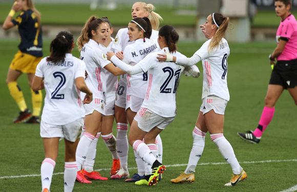 El Real Madrid Femenino, por encima de las expectativas