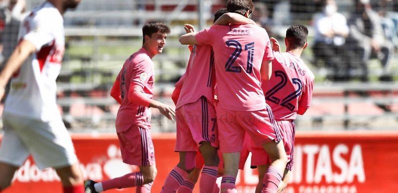 RM Castilla | Empate en casa del líder (1-1)