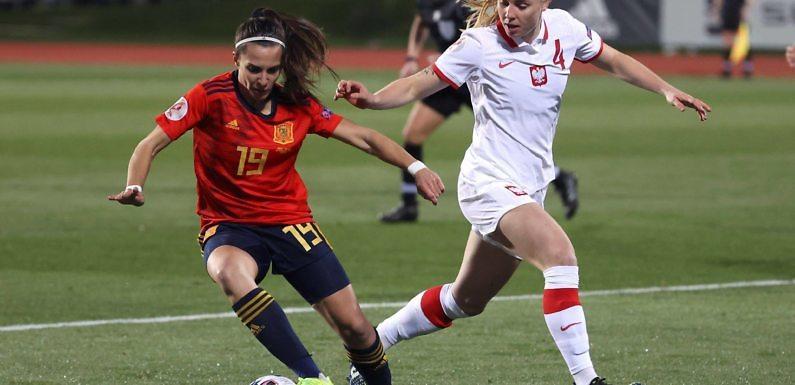 Seis madridistas convocadas con la Selección Española de Fútbol Femenino