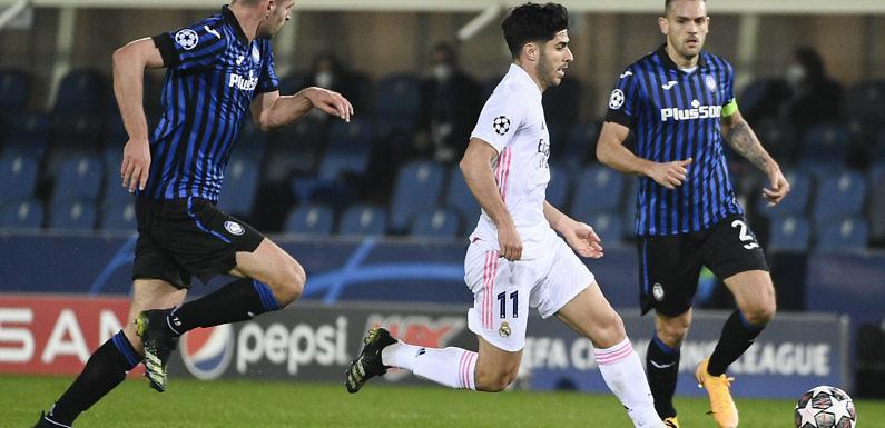 Previa Real Madrid – Atalanta | El Real Madrid buscará hacer buena la ida