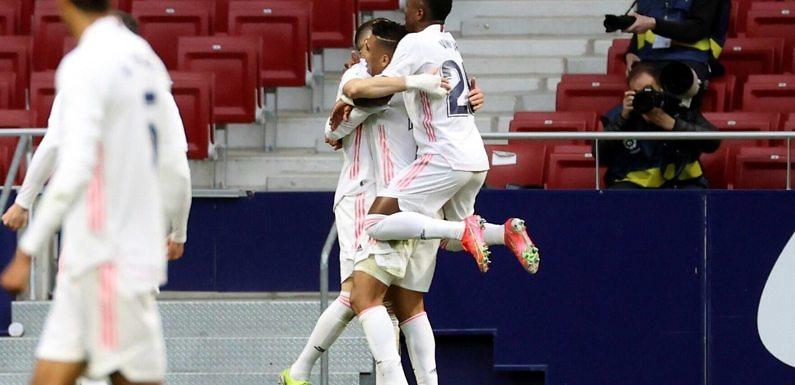 Calificaciones Blancas | Atlético de Madrid 1-1 Real Madrid