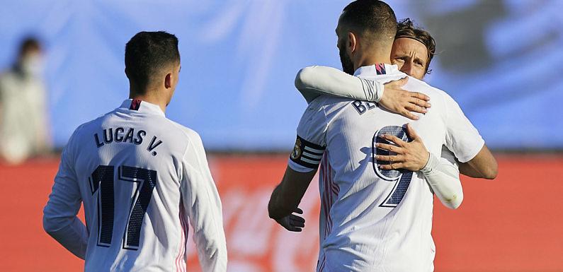 Crónica Real | Benzema planea voltear esta Liga (2-1)