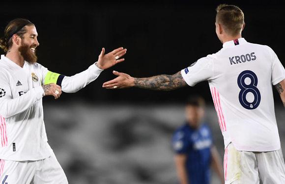 Calificaciones Blancas | Real Madrid 3-1 Atalanta