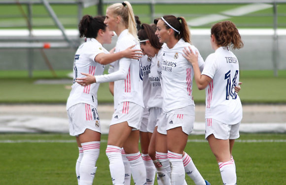 Crónica Real   Jessica Martínez guía al Real Madrid Femenino hacia la Champions League (3-0)