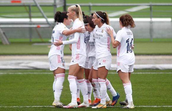 Crónica Real   Cardona y Ubogagu logran tres puntos de oro para el Real Madrid Femenino (2-0)