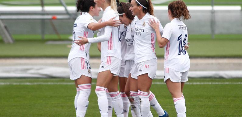 Crónica Real | Cardona y Ubogagu logran tres puntos de oro para el Real Madrid Femenino (2-0)