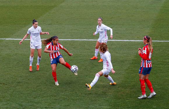 Previa Atlético de Madrid Femenino-Real Madrid Femenino   Más que un derbi, una final