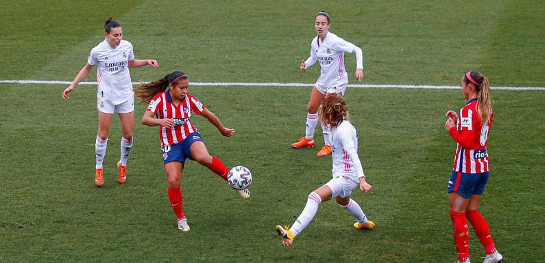Previa Atlético de Madrid Femenino-Real Madrid Femenino | Más que un derbi, una final