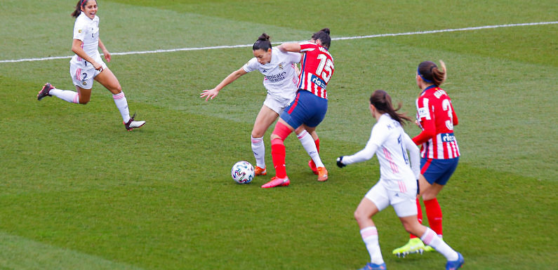 Crónica Real | Jakobsson hace volar al Real Madrid Femenino hacia la Champions (0-1)