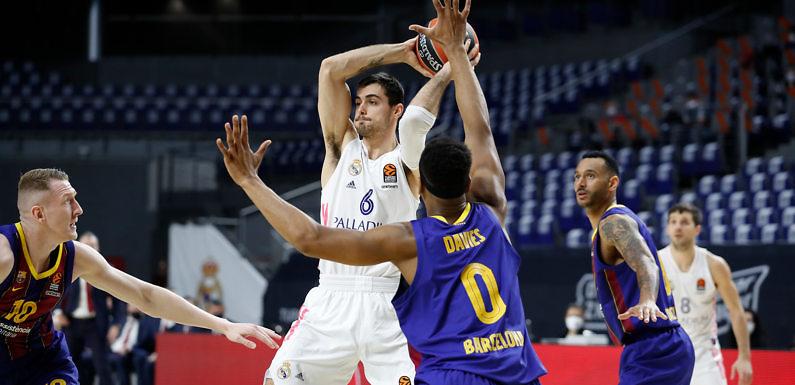 Euroliga | El Barcelona gana a los puntos (76-81)