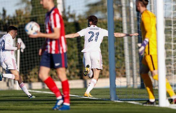 RM Castilla | El Castilla se lleva el derbi (3-1)