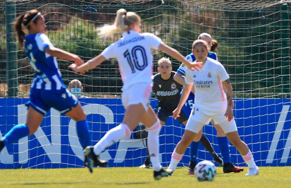 Crónica Real | Marta Cardona y Sofia Jakobsson mantienen al Madrid en puestos Champions