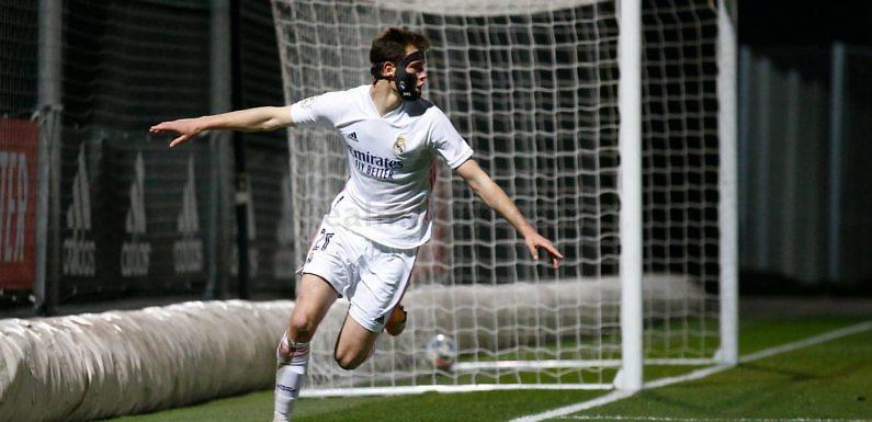 RM Castilla   Victoria sufrida y merecida (1-0)