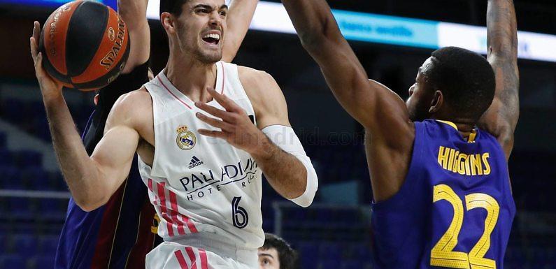 Previa Euroliga | Un Real Madrid con la moral alta buscará la revancha ante el Barcelona