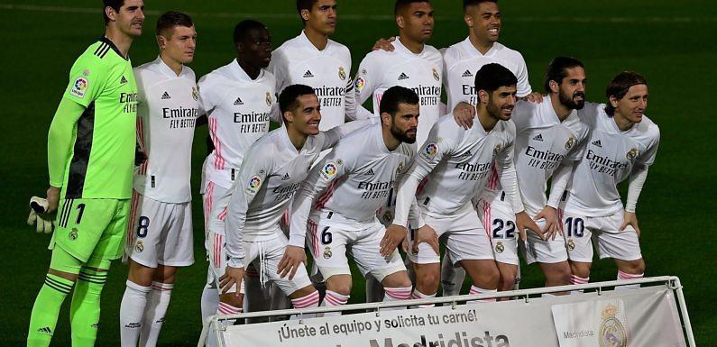 Calificaciones Blancas | Real Madrid  1-1 Real Sociedad