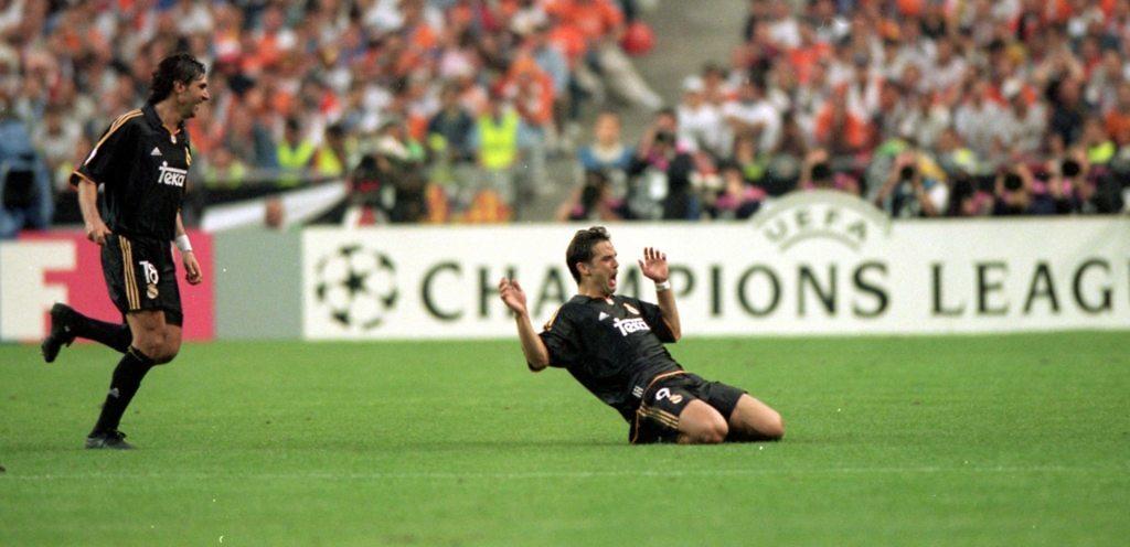 fernando morientes real madrid champions league 2000