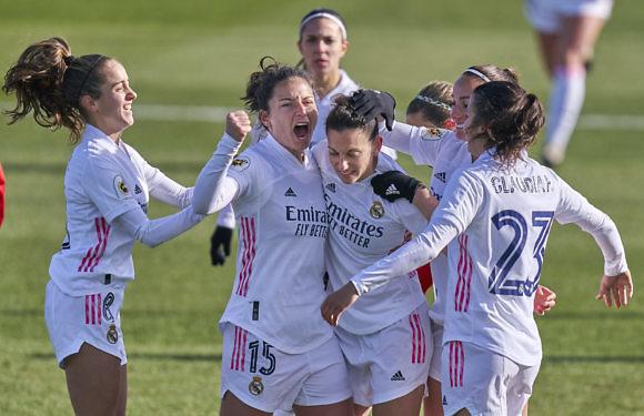 Previa Real Madrid Femenino – EDF Logroño   La Champions pasa por una victoria ante el Logroño