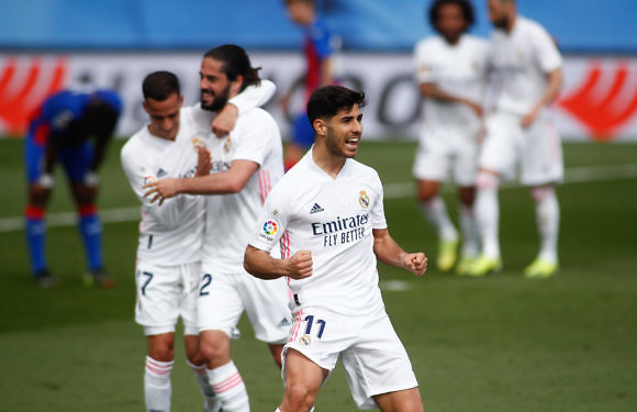 Crónica Real | La tormenta real fue el Madrid (2-0)