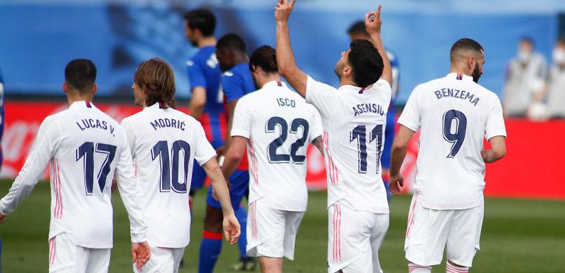 Calificaciones Blancas | Real Madrid 2-0 SD Eibar
