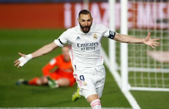Calificaciones Blancas | Real Madrid 2-1 FC Barcelona
