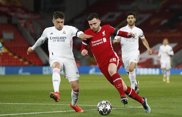 Crónica Real | El Real Madrid hace de Anfield el teatro de sus sueños (0-0)