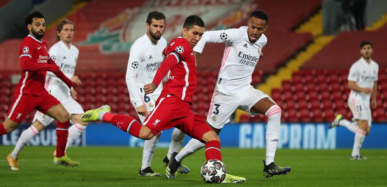 Calificaciones Blancas | Liverpool 0 – 0 Real Madrid