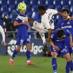 rodrygo goes real madrid getafe