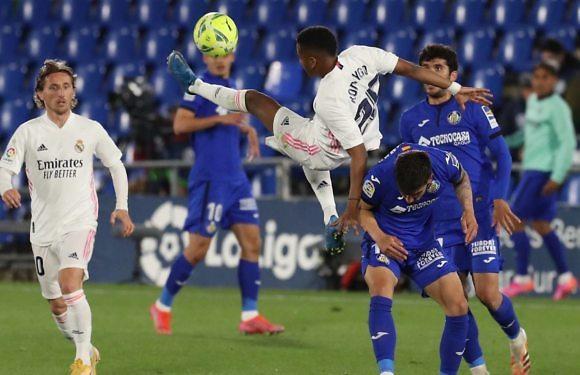 Calificaciones Blancas | Getafe 0 – 0 Real Madrid