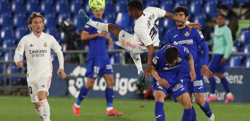 Calificaciones Blancas | Getafe 0 – 0 Real Madrid